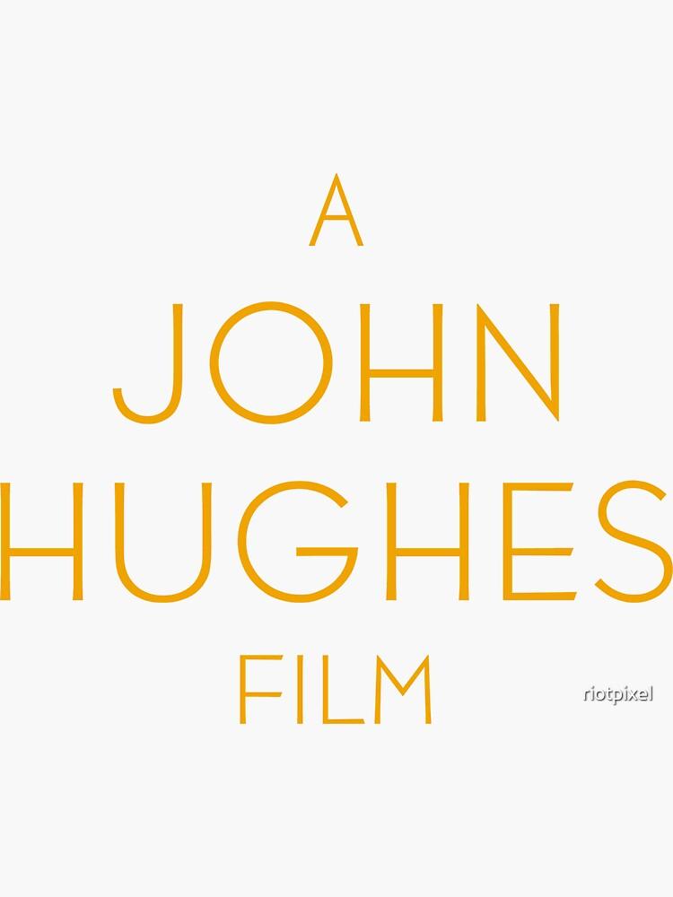 The Breakfast Club - A John Hughes Film by riotpixel