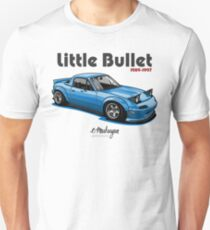 Mazda MX5 Miata (blue)  T-Shirt