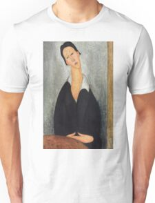 Amedeo Modigliani - Portrait Of A Polish Woman (1919) Unisex T-Shirt