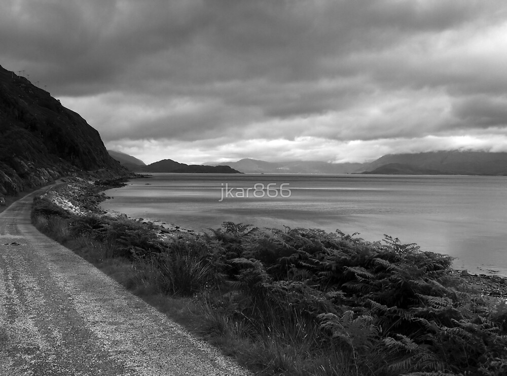 The Cliff Road by jkar866