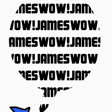 WOW! JAMES :) by wowthatsclothin
