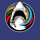 Shark - Jaws by Michele Valerio