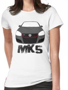 B&W MK5 GTI Womens Fitted T-Shirt