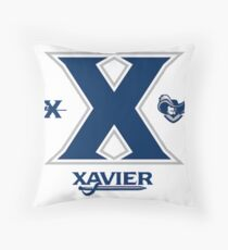 Xavier University Throw Pillow