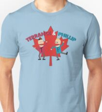 TERRANCE & PHILLIP - CANADIAN CARTOON Unisex T-Shirt