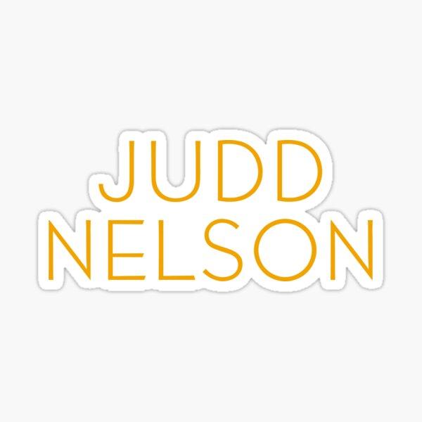 The Breakfast Club - Judd Nelson Sticker