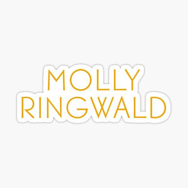 The Breakfast Club - Molly Ringwald Sticker