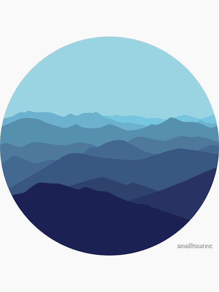 Blue Ridge by smalltownnc