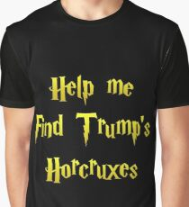 HelpMeFindTrump'sHorcruxes Graphic T-Shirt