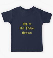 HelpMeFindTrump'sHorcruxes Kids Tee