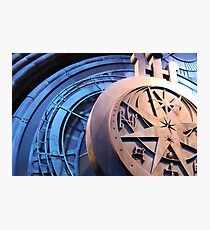 Magic Clock Photographic Print