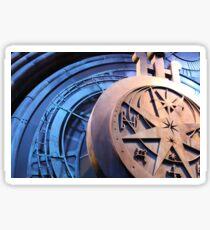 Magic Clock Sticker