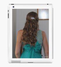 formal hair iPad Case/Skin