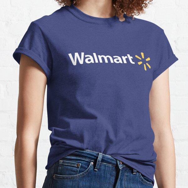 Traje de la Parodia de Wal-Mart Camiseta clásica