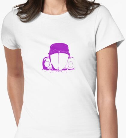 VW Beetle -  Purple Judy T-Shirt