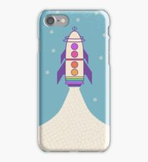 Sci-Phi Rocket iPhone Case/Skin