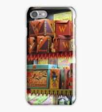 WWW Merch iPhone Case/Skin
