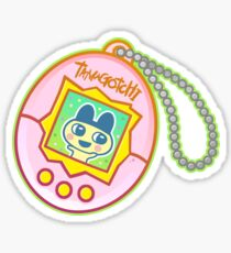 Tamagotchi #2 Sticker