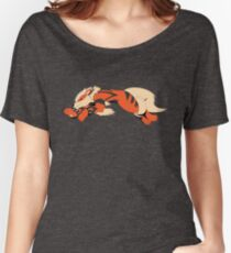 Cool Running Arcanine  Women's Relaxed Fit T-Shirt