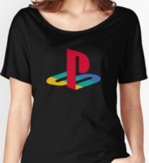 playstation Women's Relaxed Fit T-Shirt
