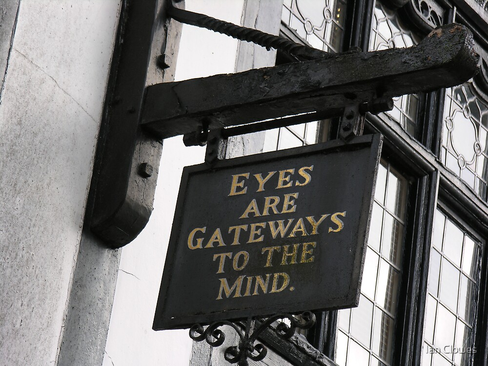 Gateway to the mind by Ian Clowes