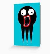 Shoop Da Whoop Soul Eater Grußkarte