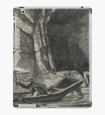 River Styx, Mammoth Cave, Kentucky iPad Case/Skin