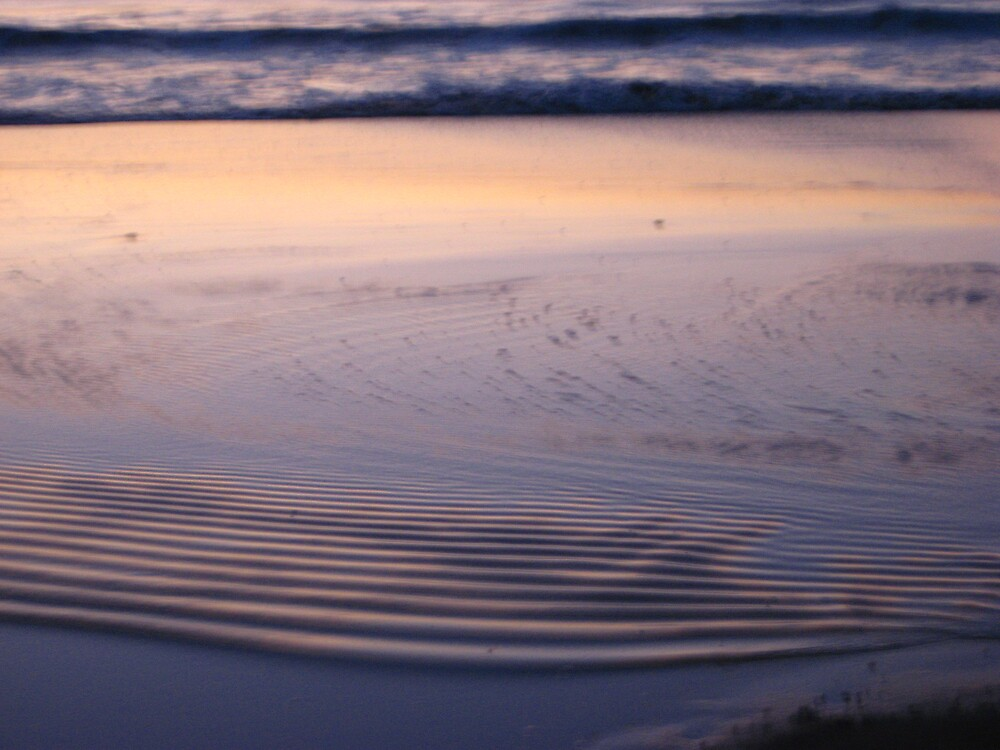 Ripples in time by Joshua-marc Cane