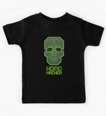 Homo Hacker Kids Clothes