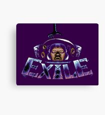 Gaming [C64] - Exile Canvas Print