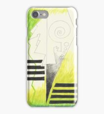 Sketchbook Jak, 14-15 iPhone Case/Skin