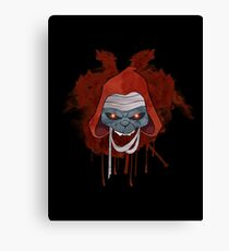 The Undead Canvas Print