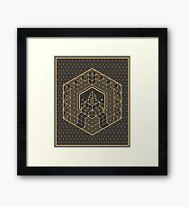 The Inner Truth Framed Print