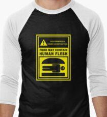 Food May Contain Human Flesh T-Shirt