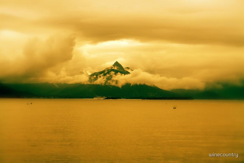 Yellow Alaska by winecountry