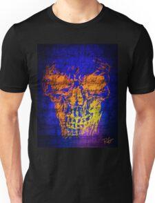 Skull Graffiti  Unisex T-Shirt
