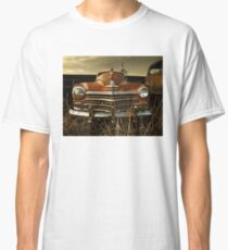 Abandoned 1947 Plymouth Special Deluxe Classic T-Shirt