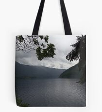 twilight moutains Tote Bag