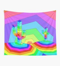 Desert Wanderings Wall Tapestry