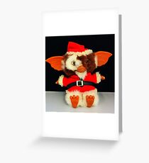 Xmas Gizmo Greeting Card