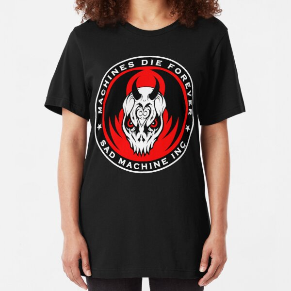 die free or live trying... Slim Fit T-Shirt