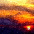 Scottish sunset   by dale54