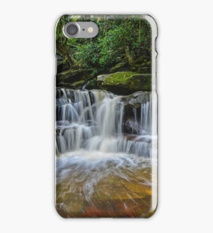 Somersby Falls at Work iPhone Case/Skin