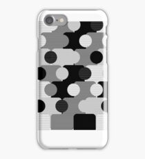 Populating Pattern iPhone Case/Skin