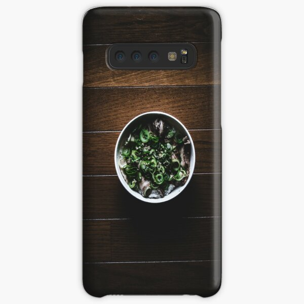 Gyudon - Beef bowl Samsung Galaxy Snap Case