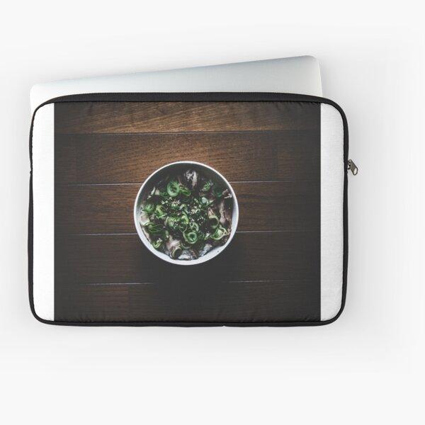 Gyudon - Beef bowl Laptop Sleeve