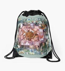 Supernatural - Angels 2 Drawstring Bag