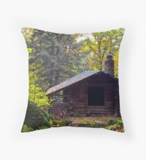 Evicted Throw Pillow