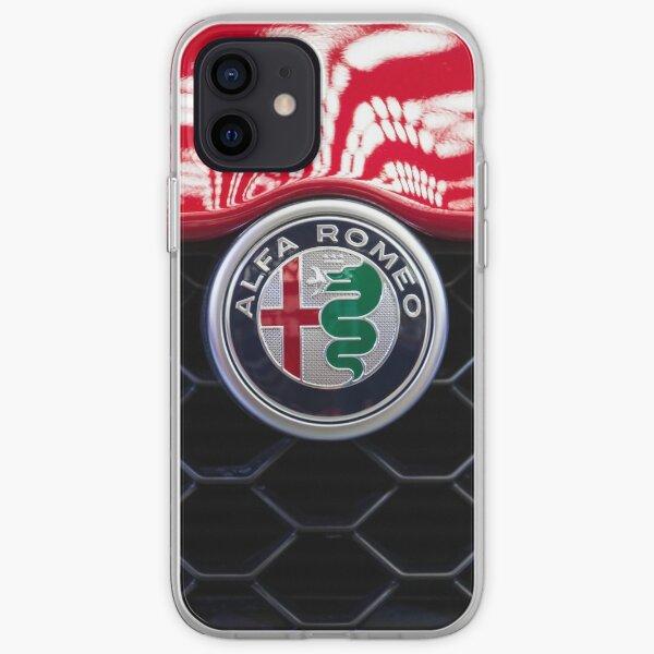 Alfa Romeo Coque souple iPhone