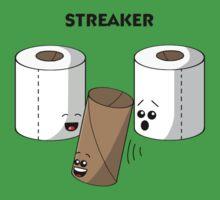 Toilet Paper Streaker